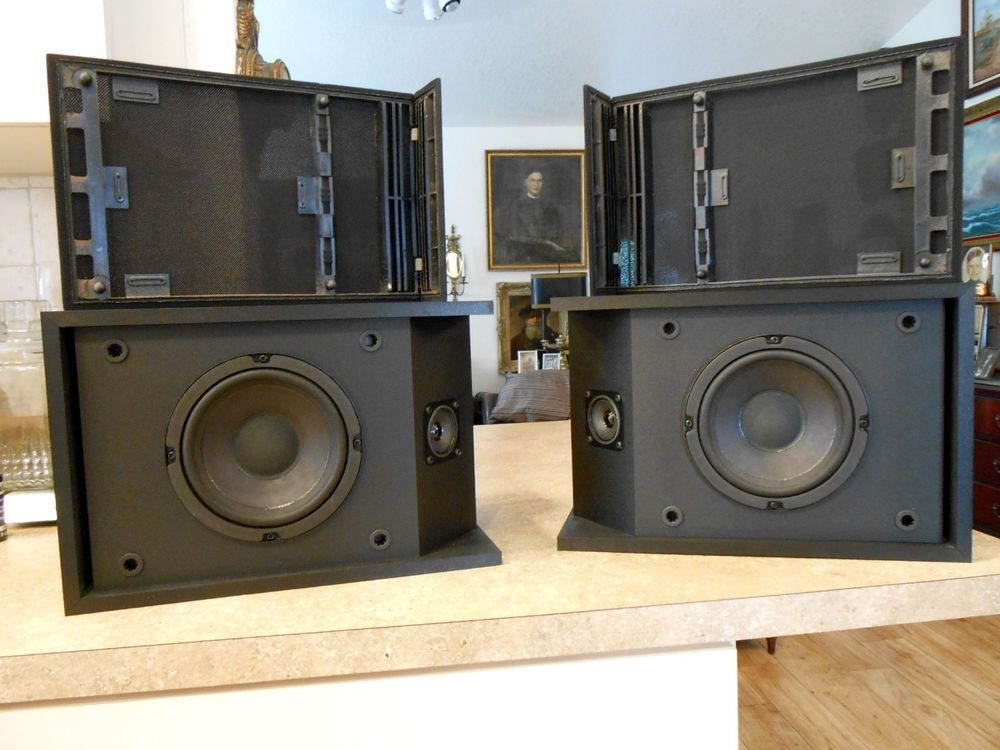 Bose 201 Series III Direct Reflecting Loudspeaker System ...