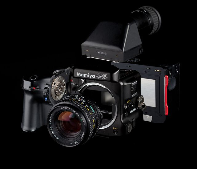 Mamiya 645 Pro TL | My Gear | Medium format photography