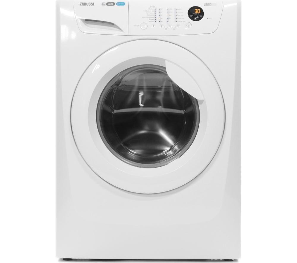 Buy ZANUSSI ZWF71663W Washing Machine - White | Free ...