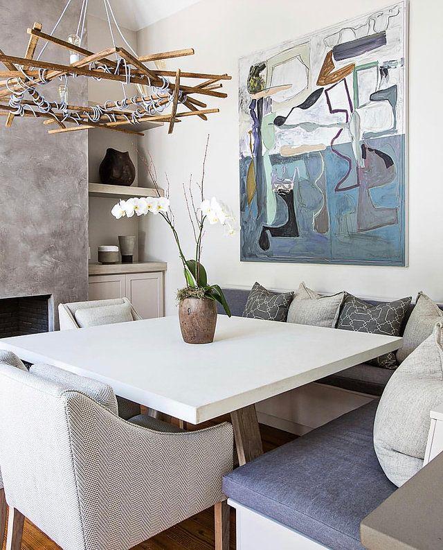 Brian Coleman briancolemanart Modern dining room