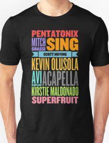 Pentatonix T-Shirts in 2019 | Pentatonix | Pentatonix, Shirts, T shirt