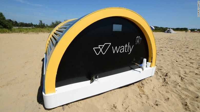 Watly The Computer That Makes Clean Water Energy Clean Water Solar Rural