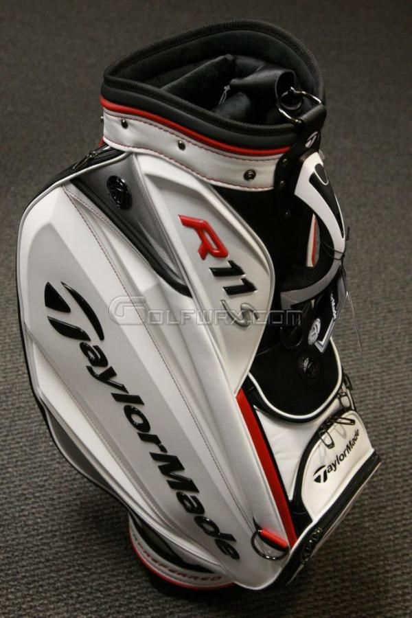 New Taylormade Staff Bags For 2012 Taylormade Bike Challenge