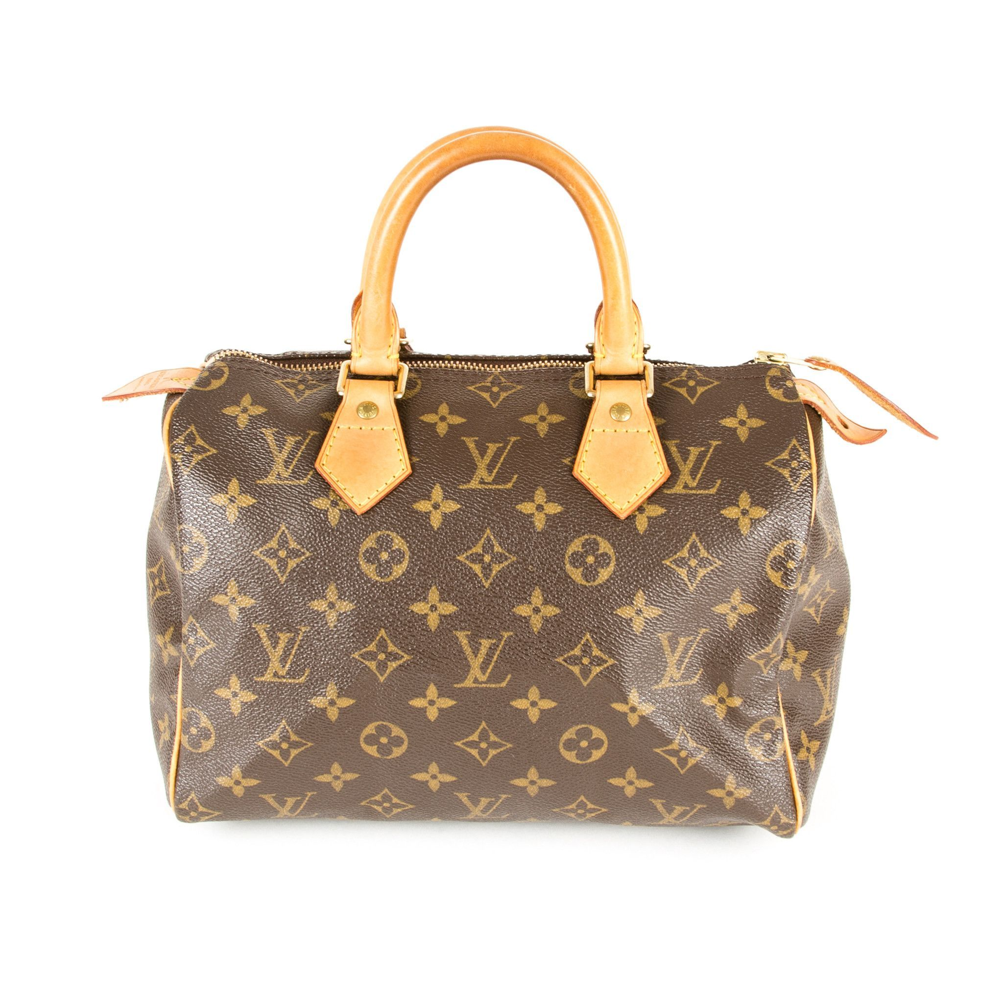 ffbf2525f Louis Vuitton Speedy 25 (Authentic Pre Owned) | Products | Louis ...