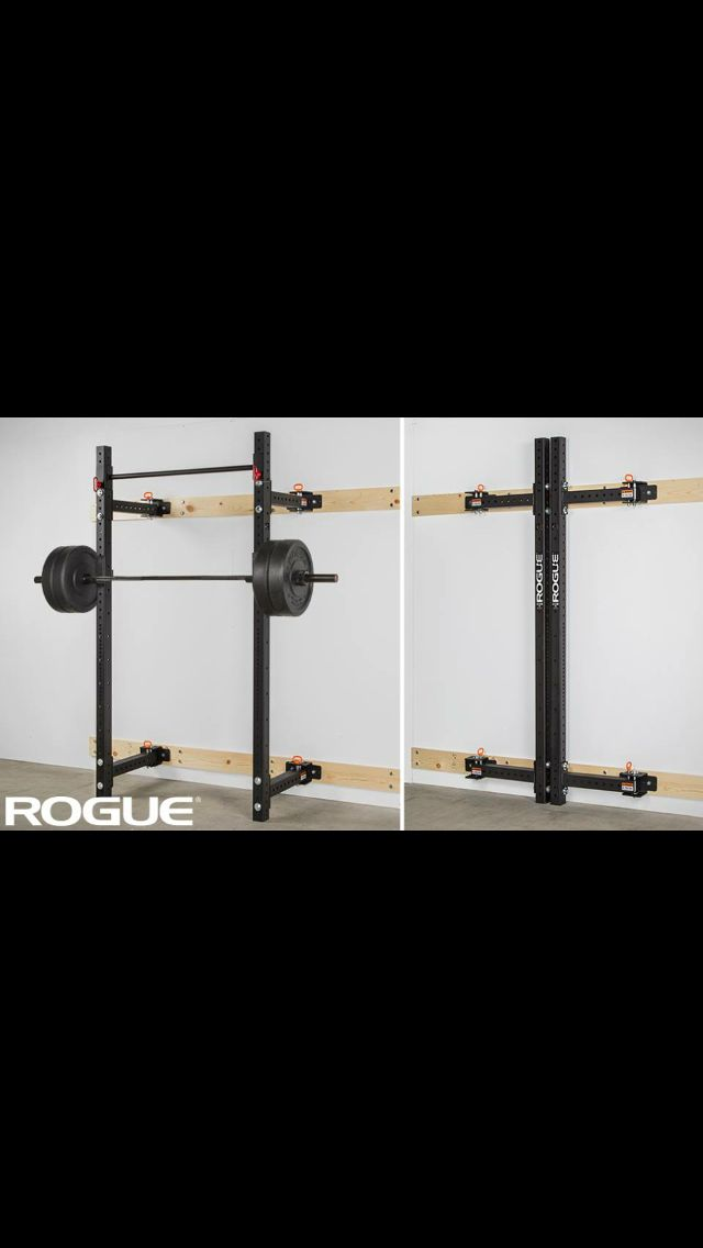 Fold Flat Weight Rack Things For Rob Gym Room