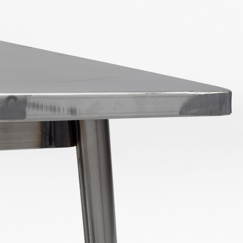 Tisch LIX gebürstet (120x80)