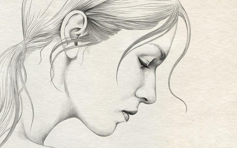 90 disegni a matita fra i più belli e sorprendenti con ...