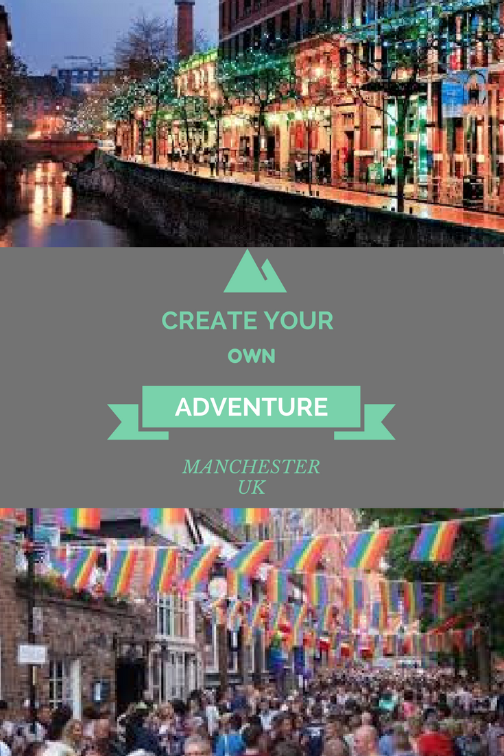 Visit Manchester UK - One of the oldest GAY VILLAGES in England http://www.igaytrips.com/the-original-queer-as-folk-gay-village-manchester-uk/