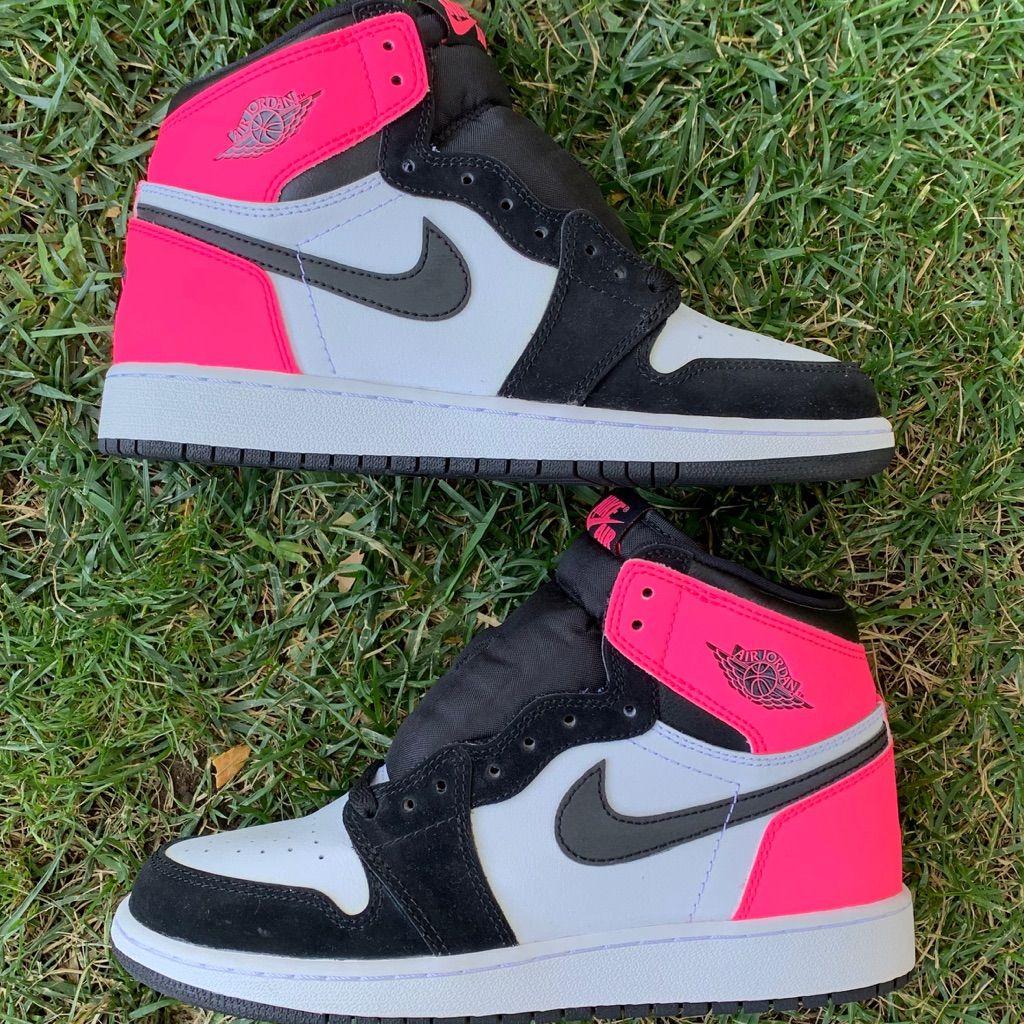 Jordan Shoes Air Jordan Retro 1 High Gg Valentines Day Color Pink White Size 7 5 Air Jordans Retro Jordan Retro 1 Air Jordans