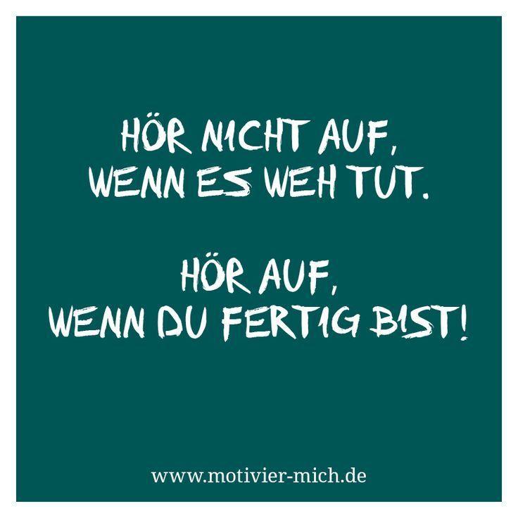Nicht aufhren, motivation, words, spruch, crossfit, functional fitness, gym, c... - #aufhren #Crossf...