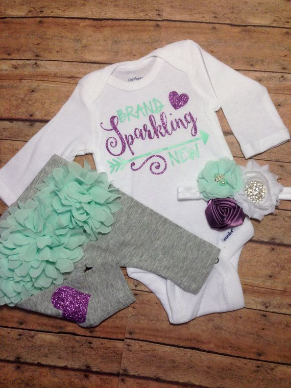 Baby Girl Coming Home Outfit Newborn Baby Girl Clothes Take