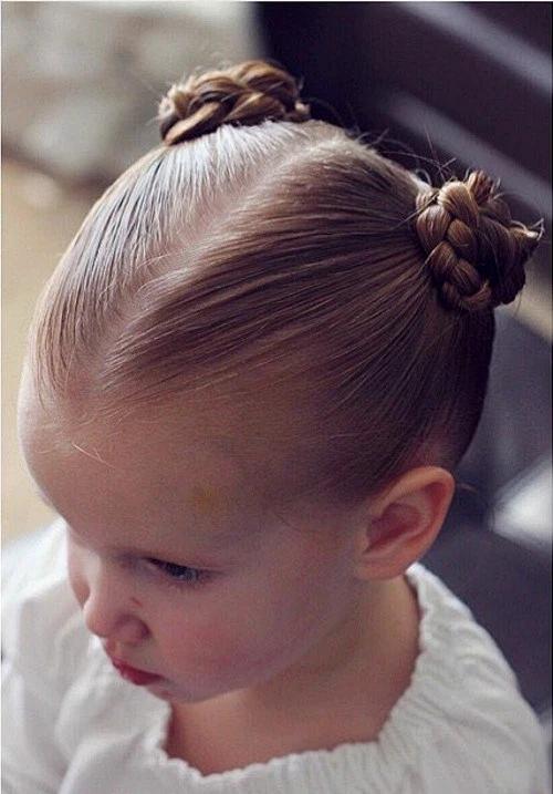 Coiffure Petite Fille Pour Ecole 20 Modèles Peinados