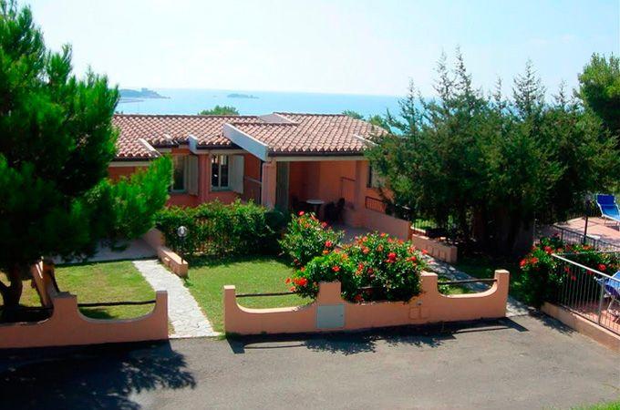 Appartamenti del Residence la Chimera a Villasimius