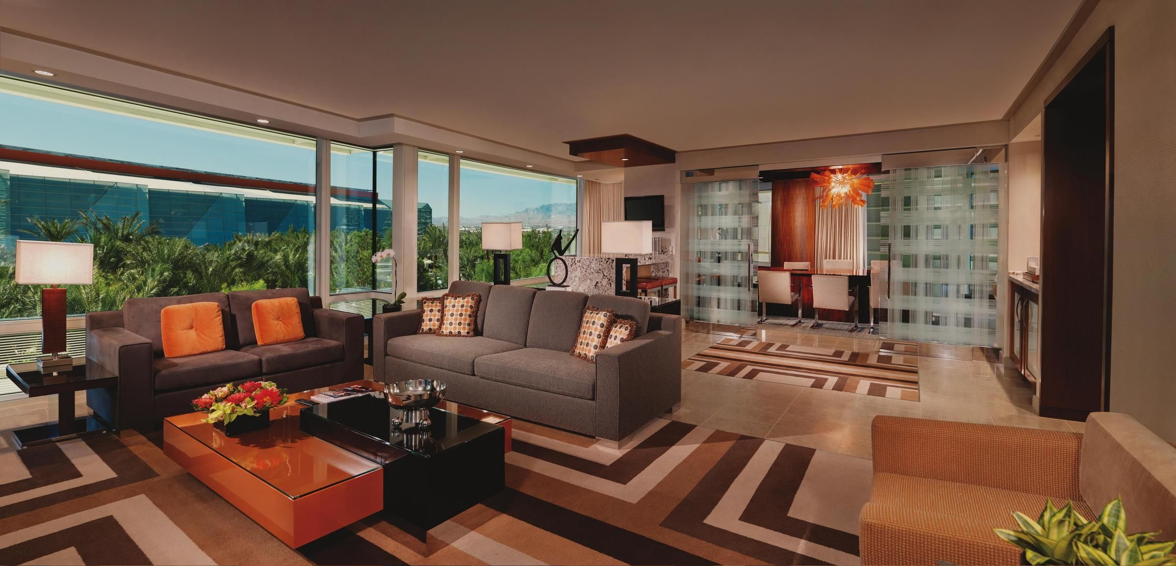 Business trips are now anything but business in ARIA's