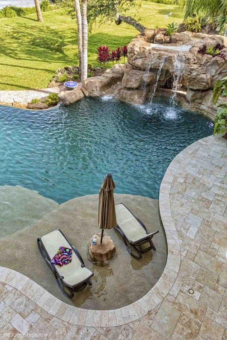 Backyard Pool Ideas Above Ground