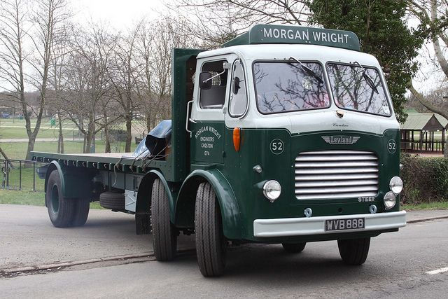 Leyland Steer Leyland Commercial Vehicle Classic Trucks