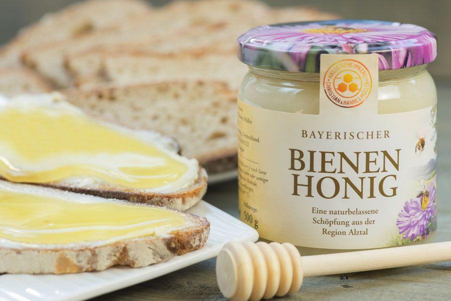 unser honig  das goldene geschenk unserer bienen mit
