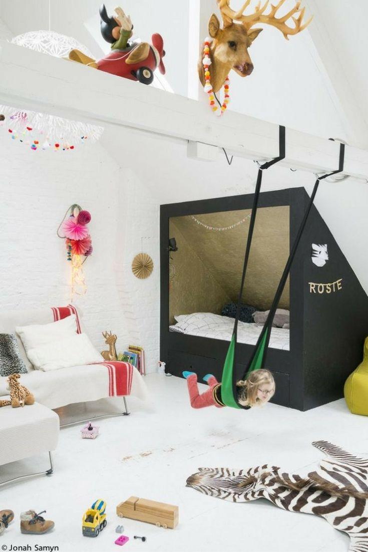 Pinterest chambre enfant d co chambre pinterest chambre enfant enfant et lit cabane - Chambre enfant pinterest ...