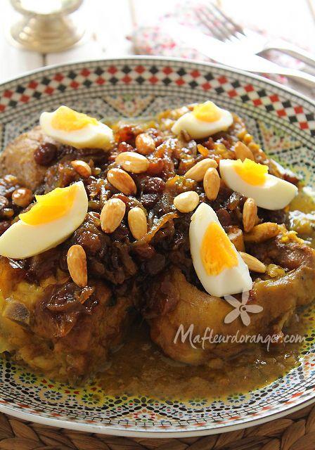 Cuisine Marocaine Ma Fleur D Oranger Cuisine Arabe Cucine