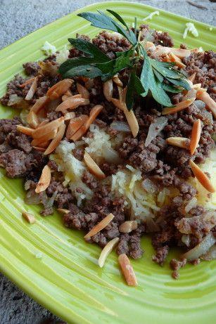 Timman zaffaran iraqi saffron rice with meat recipe saffron timman zaffaran iraqi saffron rice with meat recipe saffron rice meat and rice forumfinder Choice Image