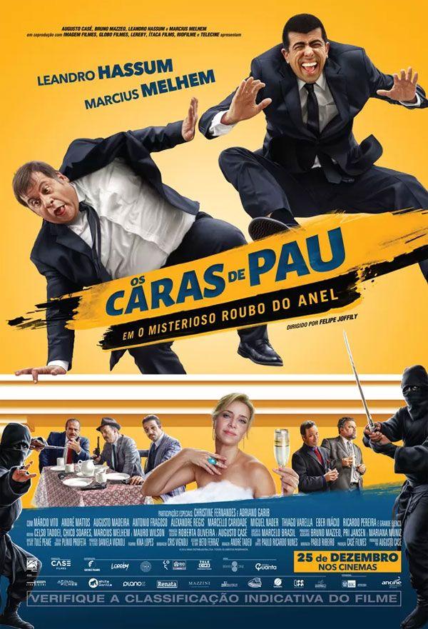 Pin De Paty Fernandes La Em Tv Filmes Caras E Filmes Comedia