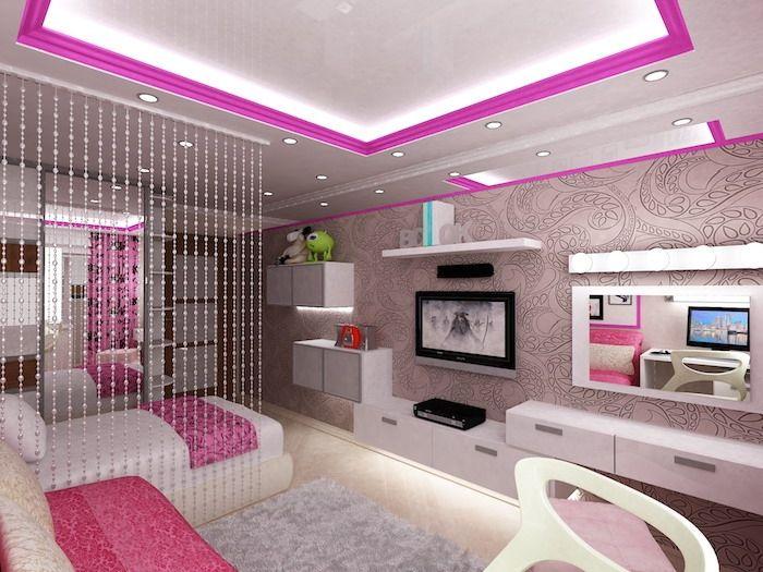 1001 ideen f r jugendzimmer m dchen einrichtung und deko a pinterest. Black Bedroom Furniture Sets. Home Design Ideas
