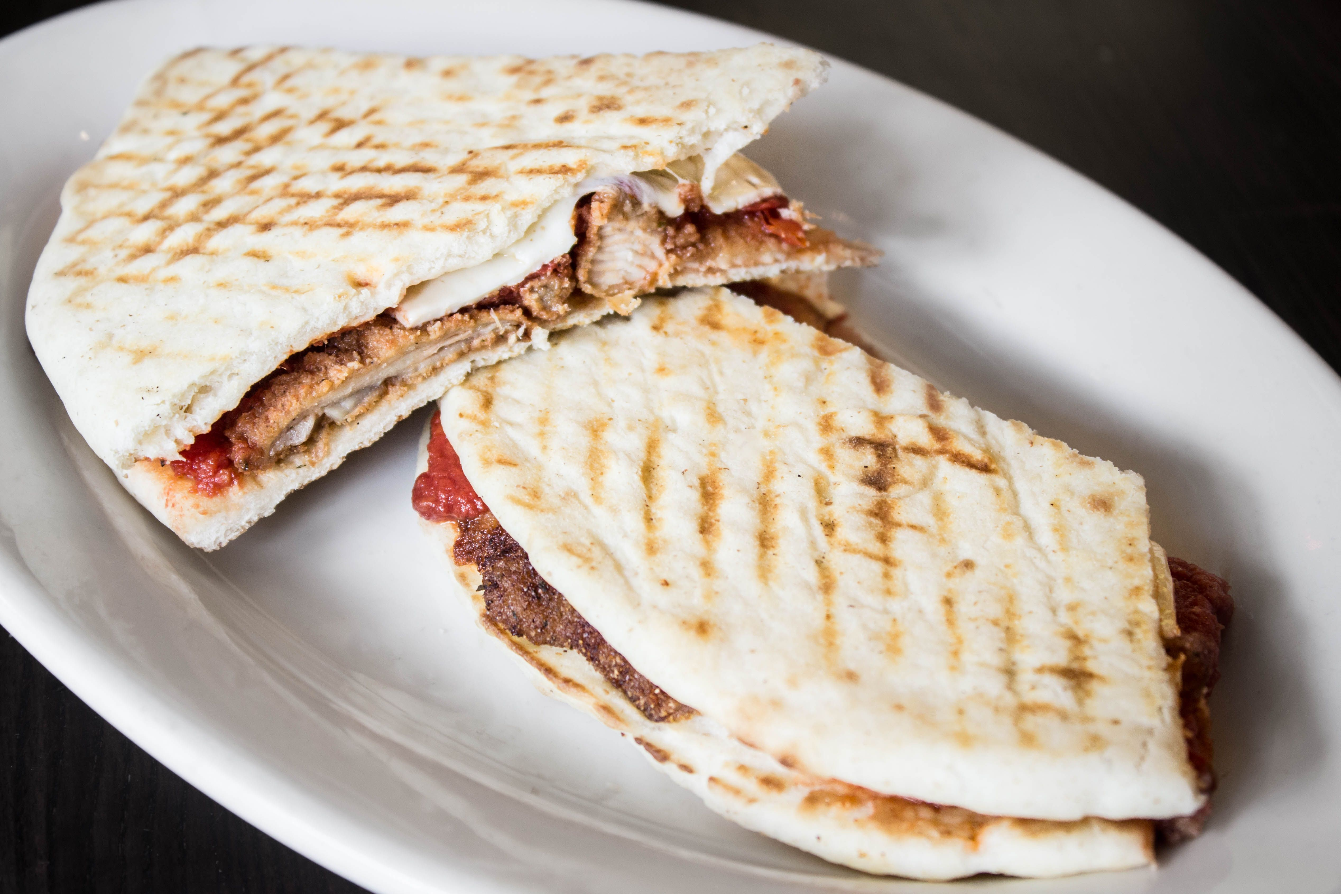 We're closing the press on the best paninis in Manhattan.
