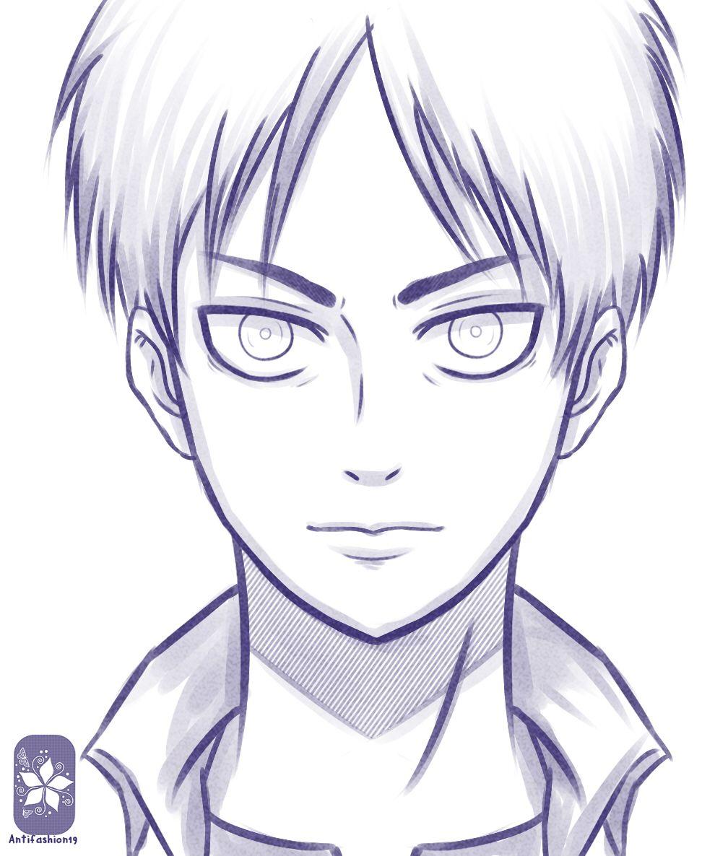 Eren Jaeger [Shingeki no Kyojin] by Antifashion19