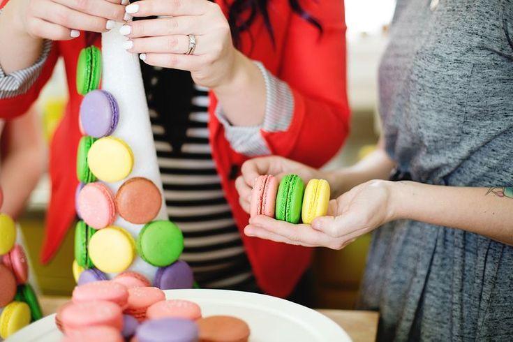 French Macarons 101 Crash Course  - Bake Days -