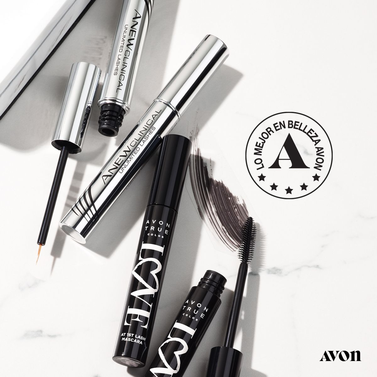 Anew clinical unlimited lashes lash brow activating