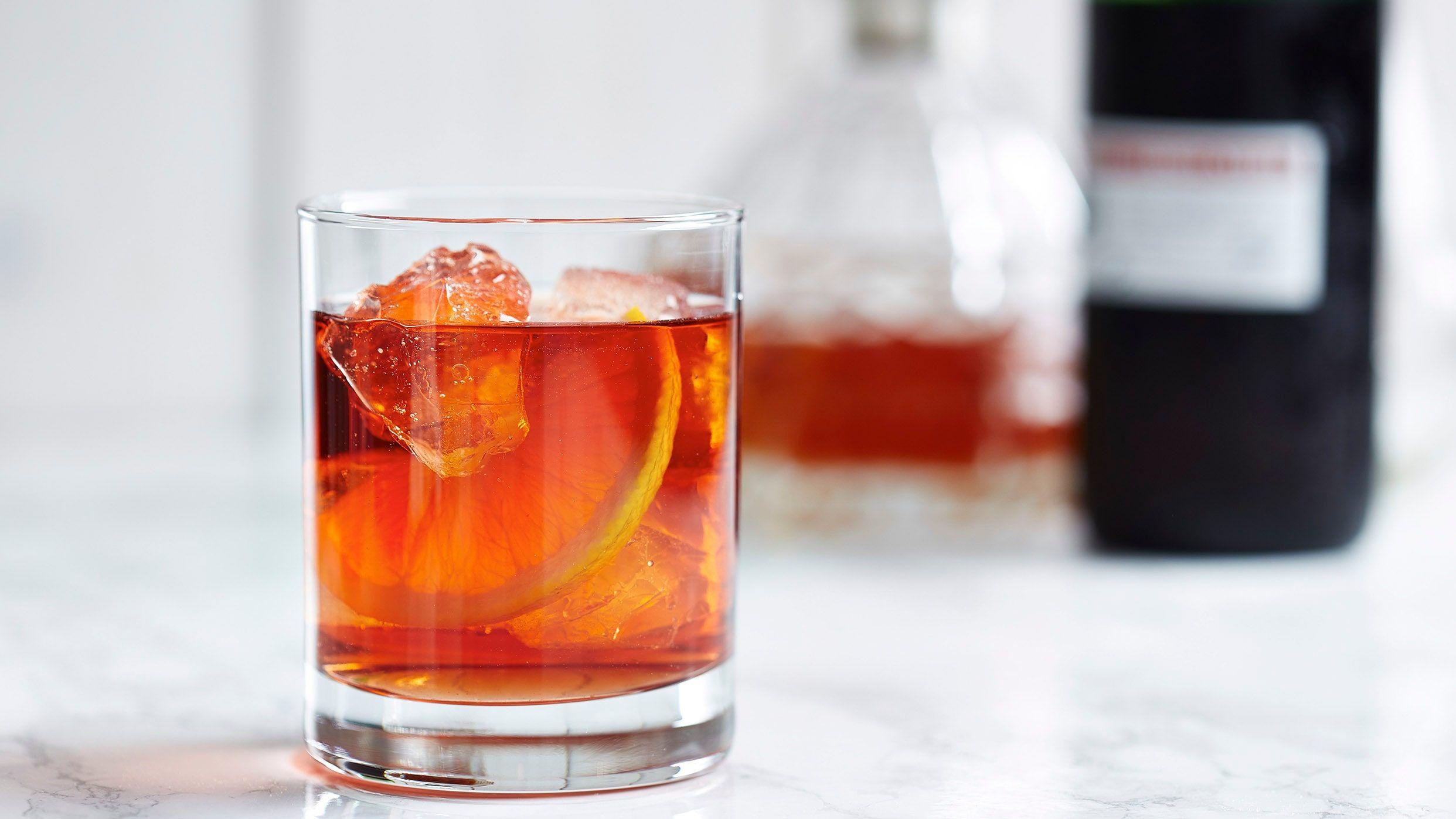 Also Known As Bianco Sweet White Vermouth Is Often Served As Aperitif In 2020 Sazerac Sazerac Recipe Perfect Cocktails