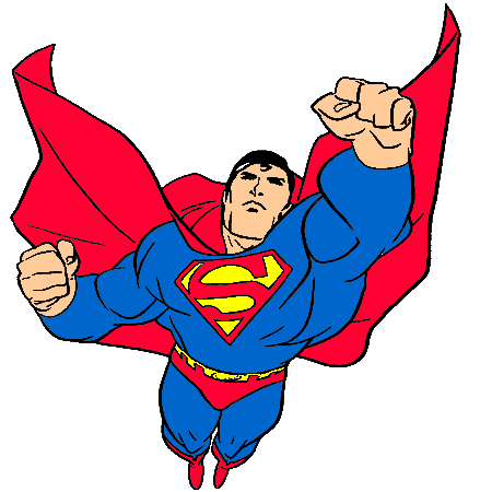 Coloriage superman 3 a imprimer look up in the sky - Dessin super hero ...