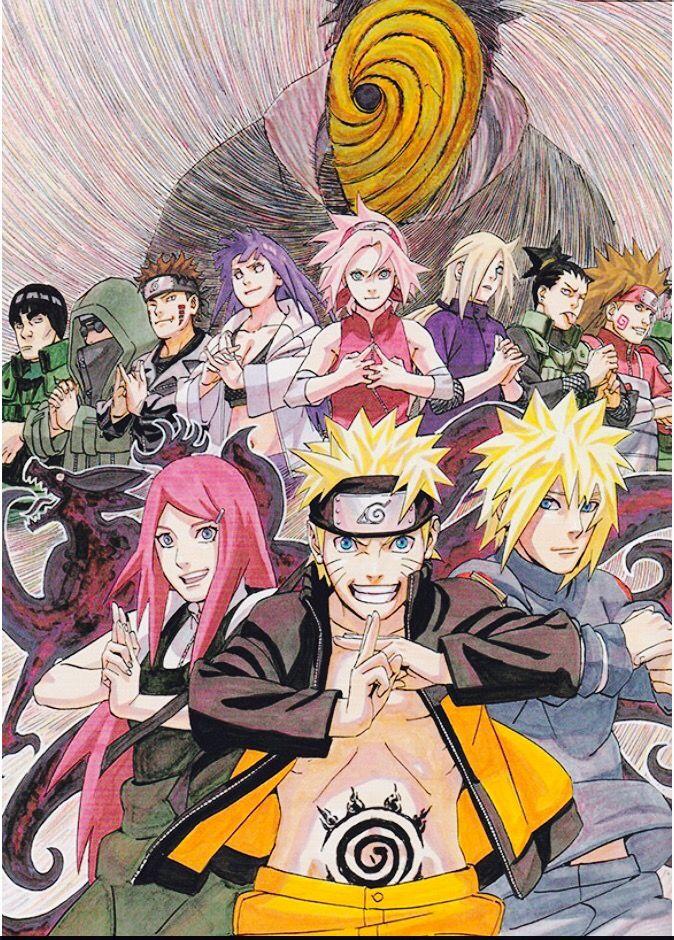 Pin de Uchiha Henry en Anime Naruto anime, Arte de