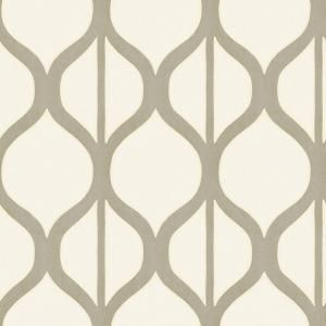 PANTRY The Wallpaper Company 8 in. x 10 in. Pearl Modern