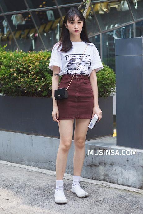 Korean Fashion Blog Online Style Trend Korean Fashion Summer Street Styles Korean Street Fashion Korean Outfits