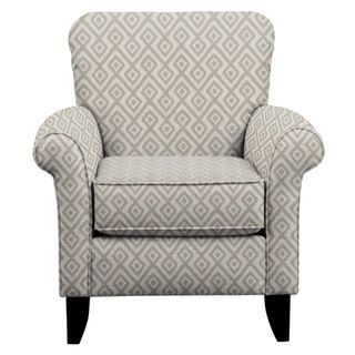 Groovy Colette Accent Chair Gray Stripe American Signature Ocoug Best Dining Table And Chair Ideas Images Ocougorg