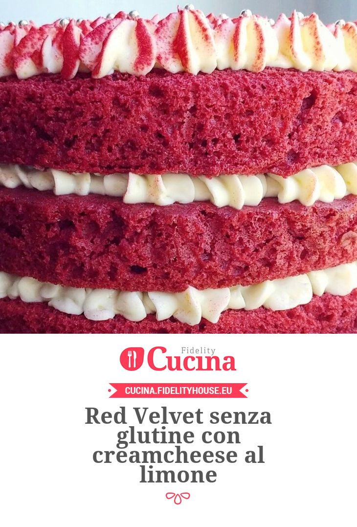 Photo of Red Velvet gluten-free with lemon creamcheese