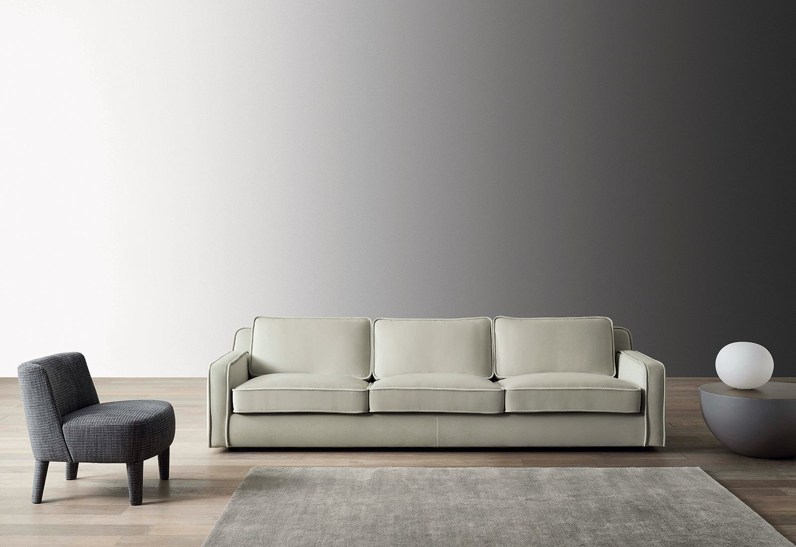 Meridiani Sofa Hector Nachttischschrank Sofas Sofa