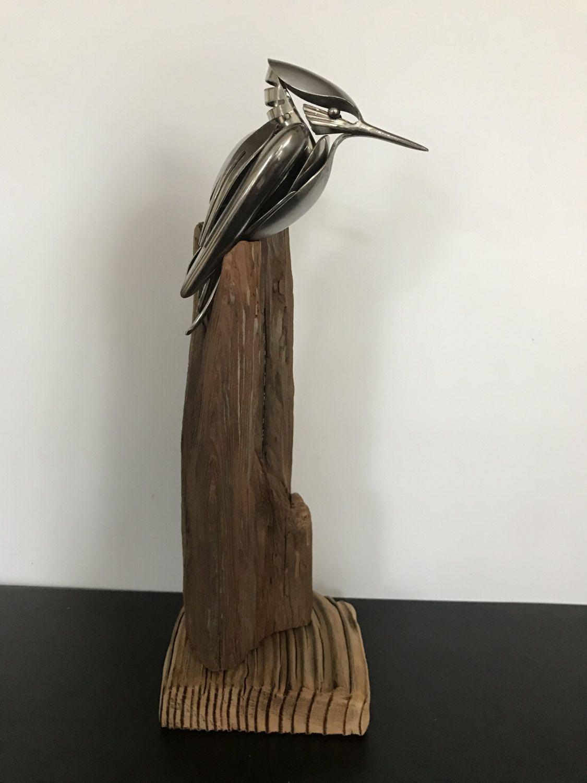 Peter By Airtightartwork On Etsy Esculturas Arte Aves