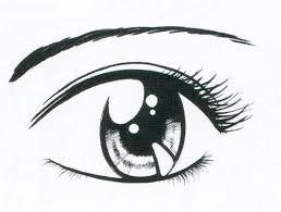 Resultado De Imagen Para Ojos Manga A Lapiz Animes Ojos Manga