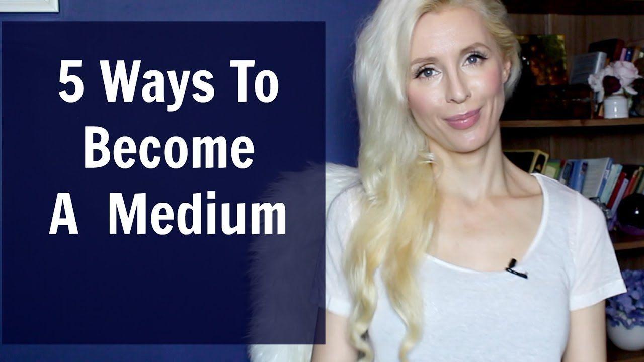 5 Ways To Become A Spirit Medium How To Become 5 Ways Spirit