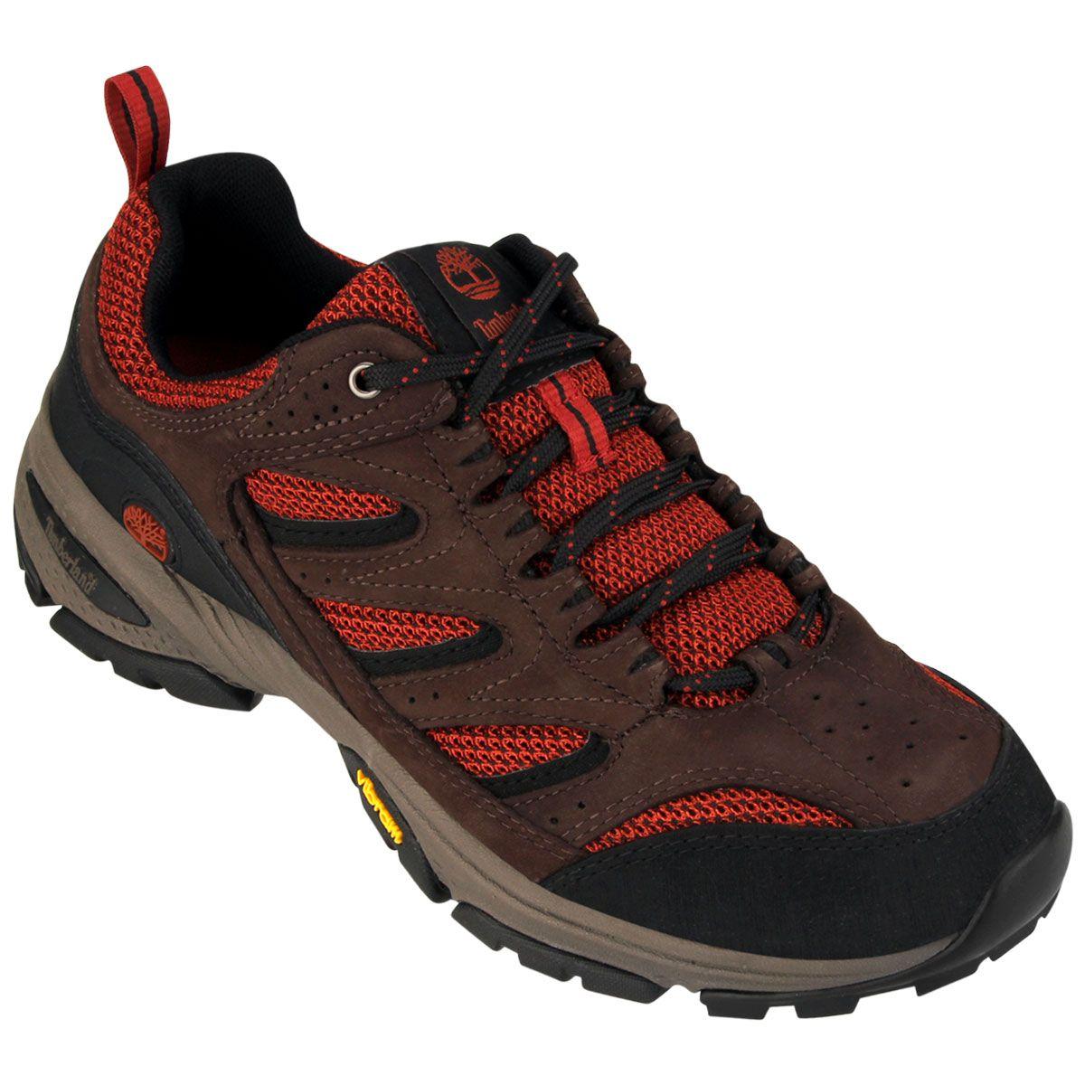 07c58ca325 Para praticar hiking nada melhor que o Tênis Timberland Ledge que oferece o  conforto, estabilidade