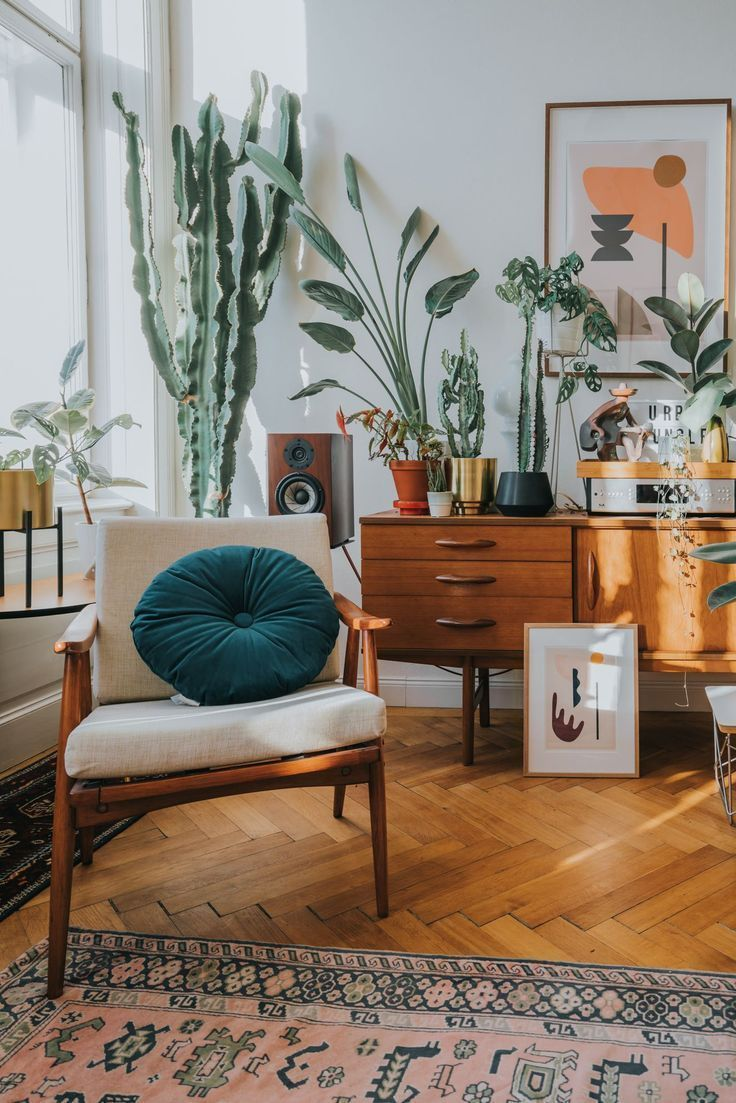 Photo of INTERIOR Lena hat vor einiger Zeit ihr Wohnzimmer ein wenig neu gestaltet, ein Makeover-Video…