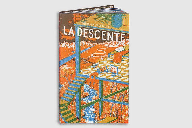 Benjamin Courtault, La Descente