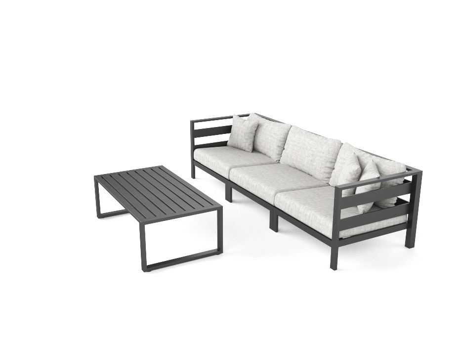 Matteo S Furniture Outdoor Furniture Outdoor Sofa
