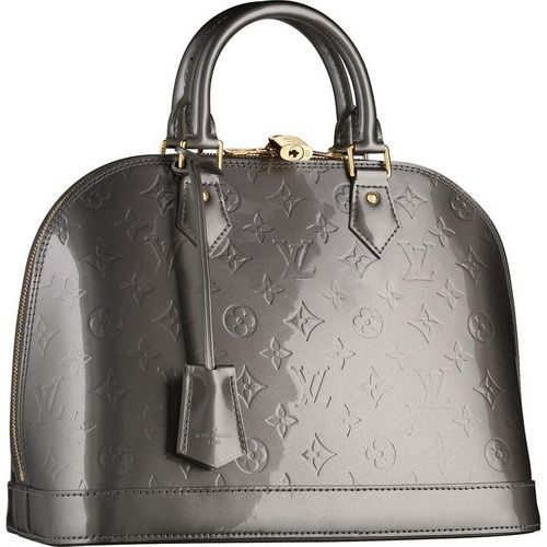 Louis Vuitton Monogram Vernis Alma pm..good to know i own this and I got it for $1000 at Decades Melrose