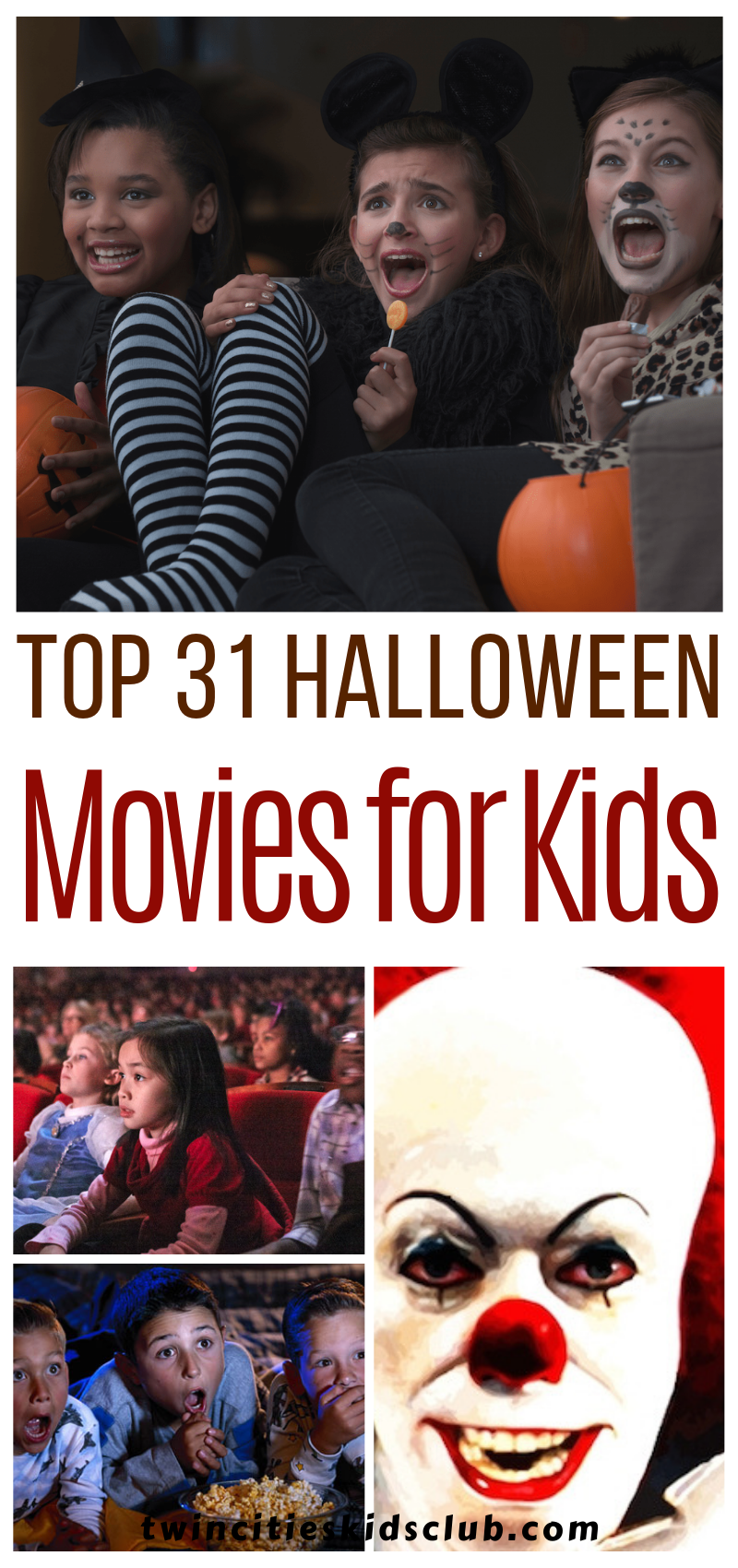 Top 31 Halloween Movies for Kids (2017) Kid movies