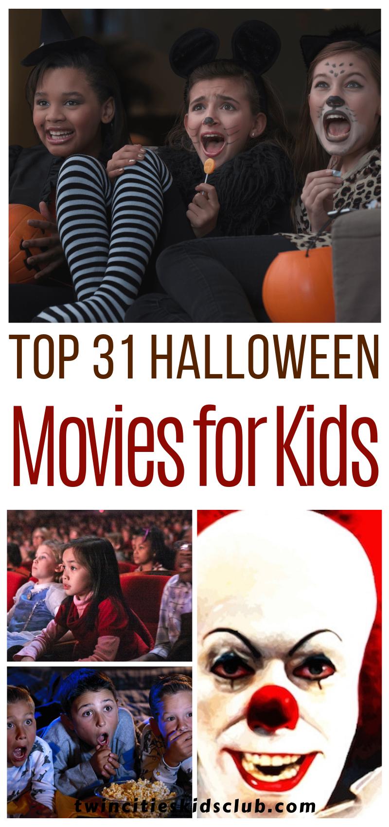 Top 31 Halloween Movies for Kids (2017) Kid movies