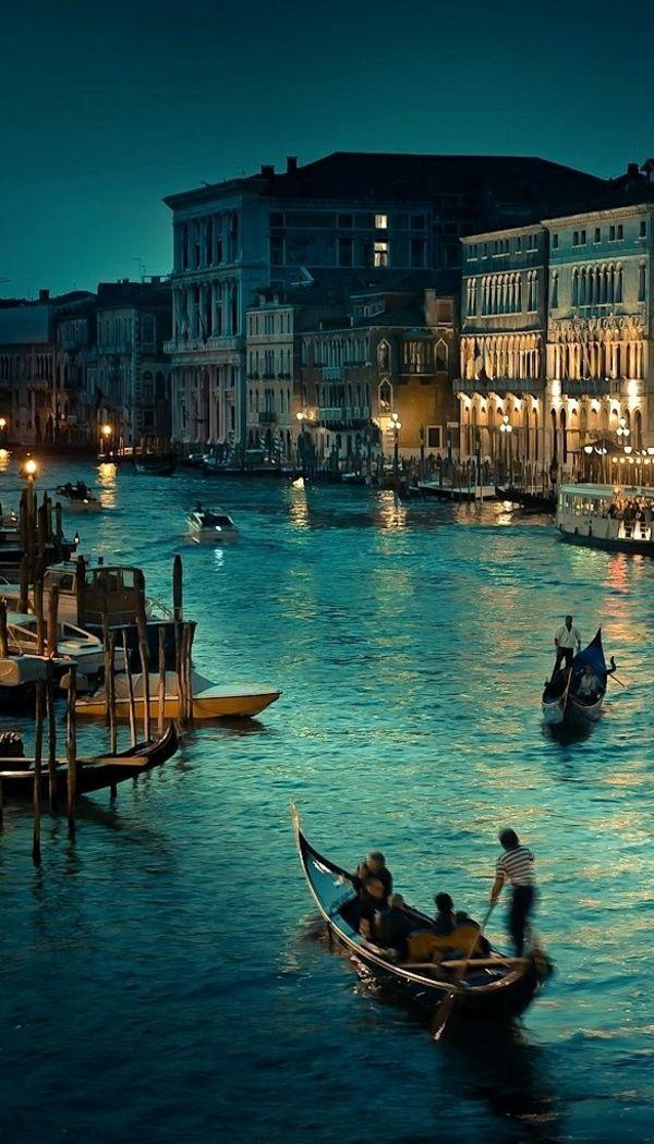 Visiter Venise – les endroits à ne pas manquer – Archzine.fr