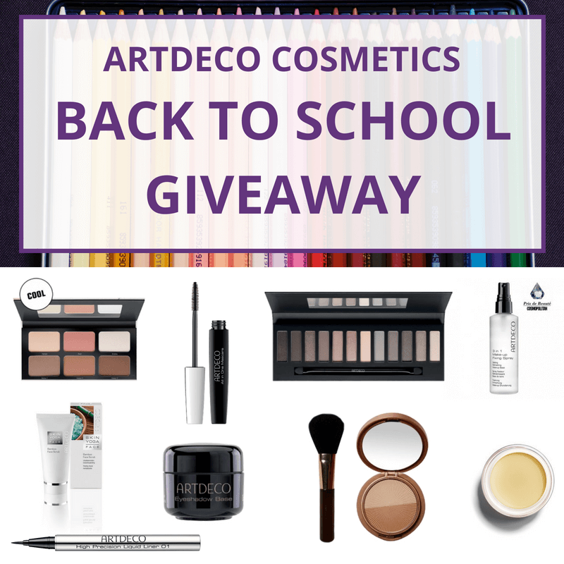 Makeup sweepstakes and giveaways